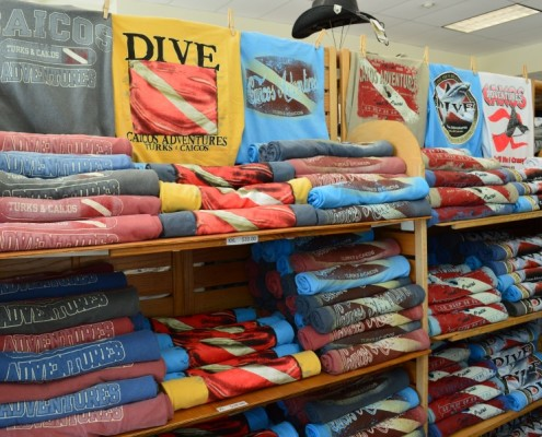 Caribbean Diving T-Shirts and Scuba Gear