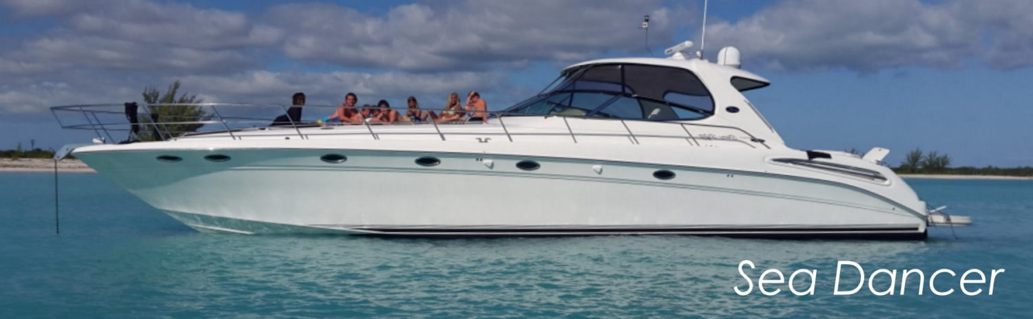 Provo Luxury Yacht Charter for Turks & Caicos Islands