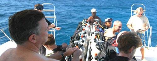 Caribbean Dive Rescue Courses