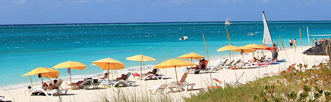 Grace Bay, The World's Top Ten Beach