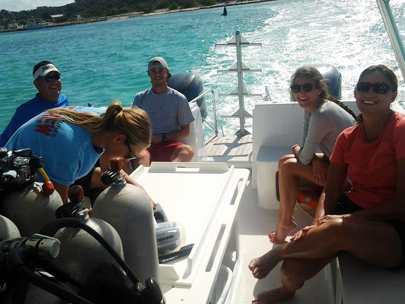 Group Scuba & Snorkeling Charters Provo Caicos Adventures