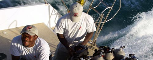 Discover Scuba Diving in the Caribbean on the Turks and Caicos Islands